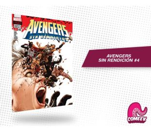 Avengers Legacy número 4