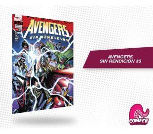 Avengers Legacy número 3