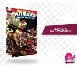 Avengers Legacy número 2