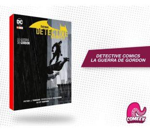 Detective Comics La Guerra de Gordon
