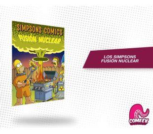 Los Simpsons Fusión Nuclear