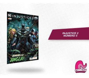Injustice 2 número 5