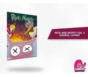Rick and Morty Vol 3