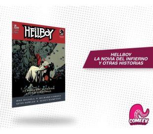 Hellboy La Novia del Infierno y Otras Historias
