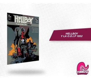 Hellboy y la O.D.I.P 1952