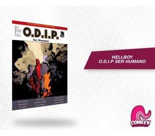 Hellboy O.D.I.P. SER HUMANO
