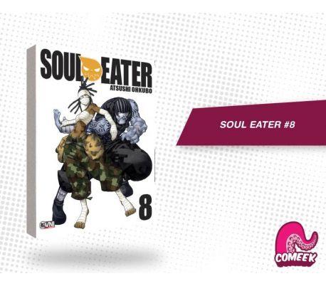 Soul Eater número 8