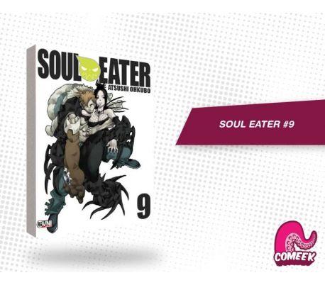 Soul Eater número 9