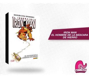 Iron Man El Hombre de la Máscara de Hierro
