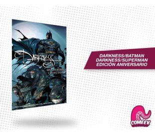 Darkness/ Batman & Darkness/ Superman 20th Anniversary Collection