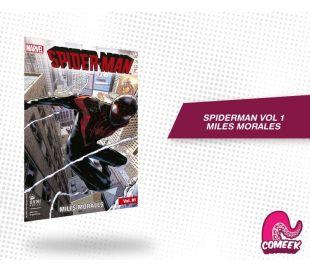 Spiderman Vol 1: Miles Morales