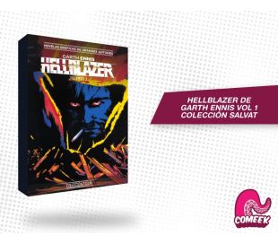 Hellblazer de Garth Ennis Vol 1 Colección Salvat
