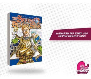 Nanatzu No Taiza número 20 (Seven Deadly Sins)
