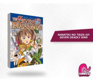 Nanatzu No Taiza número 21 (Seven Deadly Sins)