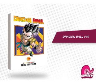 Dragon Ball número 40