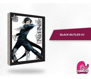 Black Buttler número 3