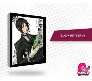Black Butler número 5