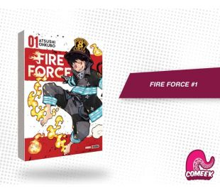 Fire Force número 1