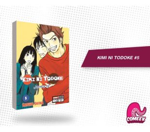 kimi Ni Todoke número 5