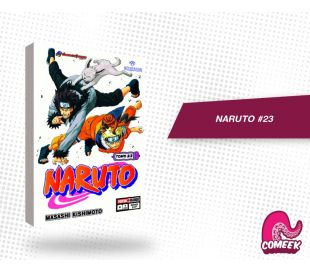 Naruto número 23