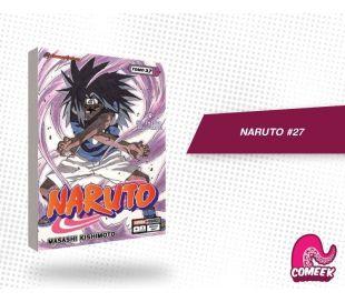Naruto número 27