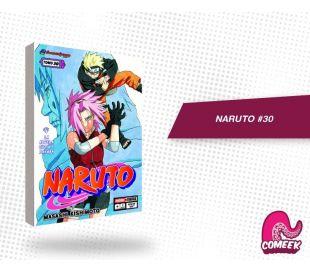 Naruto número 30