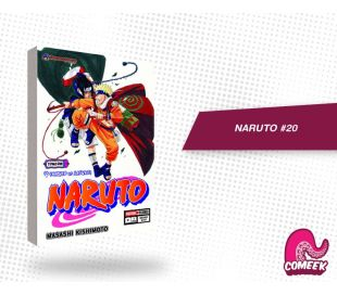 Naruto num 20