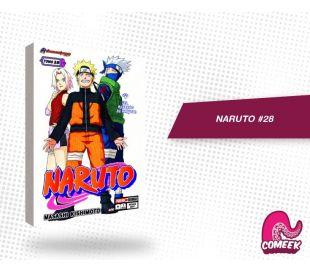 Naruto número 28