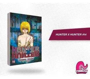 Hunter X Hunter número 13