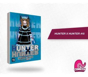 Hunter X Hunter número 15
