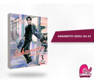 Sakamoto Desuga número 3