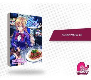 Food Wars número 2