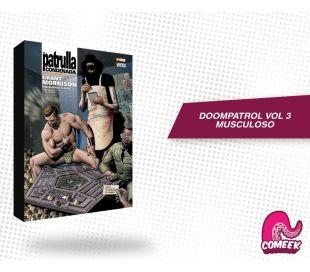 Doompatrol Vol 3 Musculoso