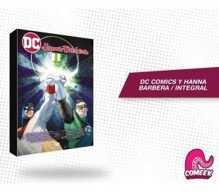 Dc Comics Hanna Barnera Integral