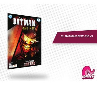 El Batman que rie número 1