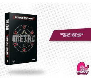 Batman Noches Oscuras Metal Deluxe