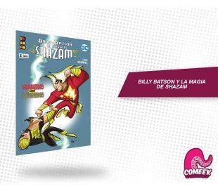 Billy Batson y la magia de ¡Shazam número 2