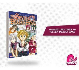 Nanatzu No Taiza número 11 (Seven Deadly Sins)