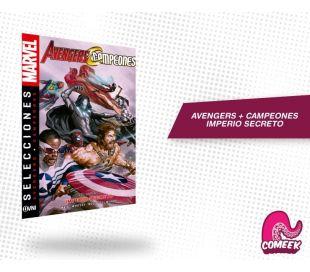 Avengers + campeones Vol 3 Imperio Secreto