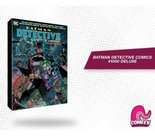 detective comics 1000 pasta dura