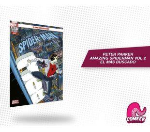Peter Parker El espectacular Spider-Man Vol. 2 El Más Buscado