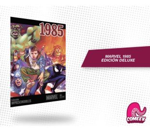 Marvel 1985 Deluxe
