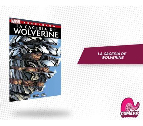La cacería de Wolverine