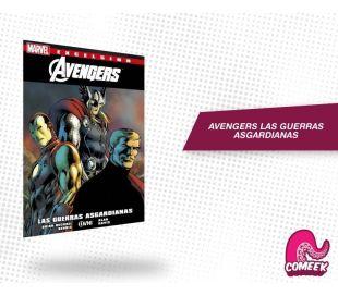 Avengers Las Gueras Asgardianas