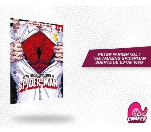 Peter Parker El espectacular Spider-Man Vol. 1 El Crepúsculo de un Héroe