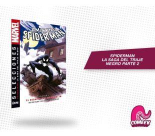 Spiderman La saga del Traje Negro Vol 2