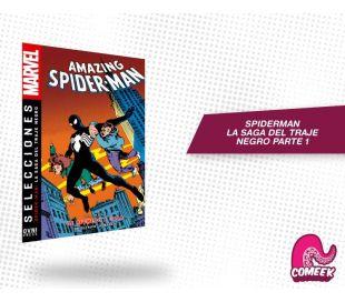 Spiderman La saga del Traje Negro Vol 1