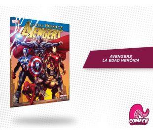 Avengers la Edad Heróica