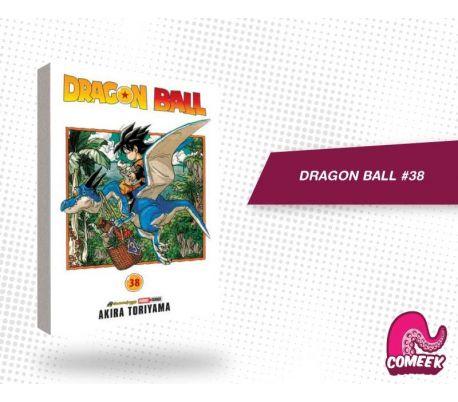 Dragon Ball número 38