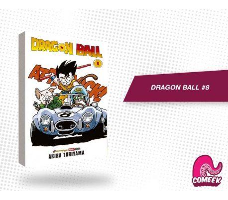 Dragon Ball número 8
